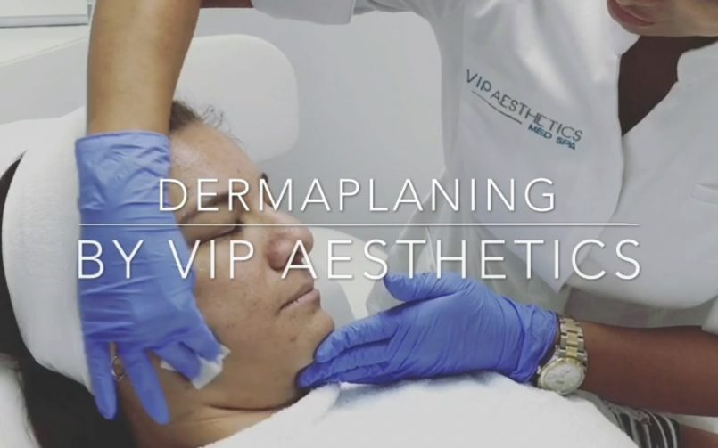 Dermaplaning… Have you try it yet?