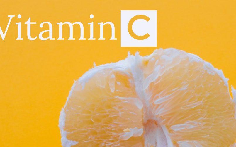 Vitamin C… The way to Healthy Skin