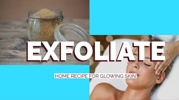 Exfoliation: Home Recipe